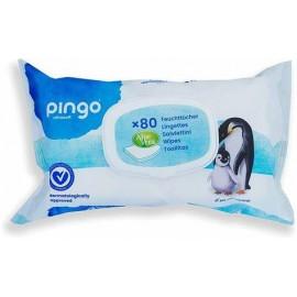 80 lingettes PINGO bébé aloe vera