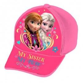 """Casquette Frozen """" La reine des neiges"""""""