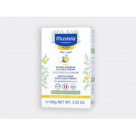 Savon Surgras Mustela au Cold Cream nutri-protecteur