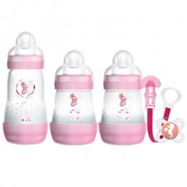 Mam - kit naissance Rose - coffret cadeau