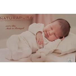Body manches longues 100% coton Bio Naturapura