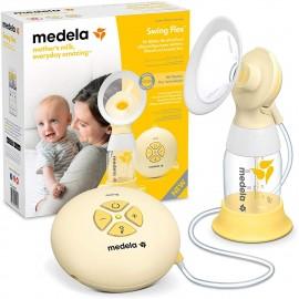 عرض ميديلا- شفاط الحليب الكهربائي سوينغ + كريم بيوريلان7 غم