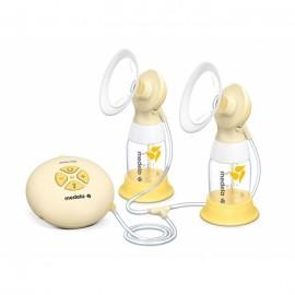 عرض ميديلا- شفاط الحليب الكهربائي سوينغ ماكسي المزدوج + كريم بيوريلان37 غم