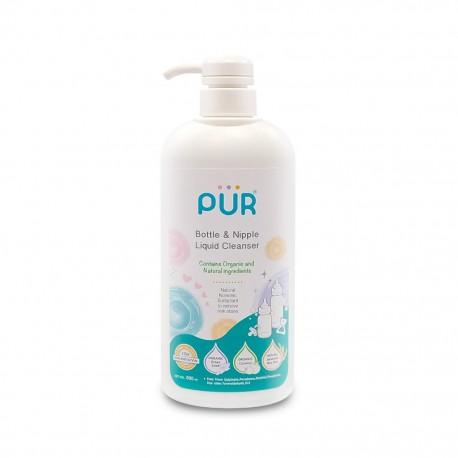 Liquide lavage biberon naturel 500 ml - Pur