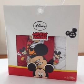 Boîte de 3 culottes Mickey Mouse